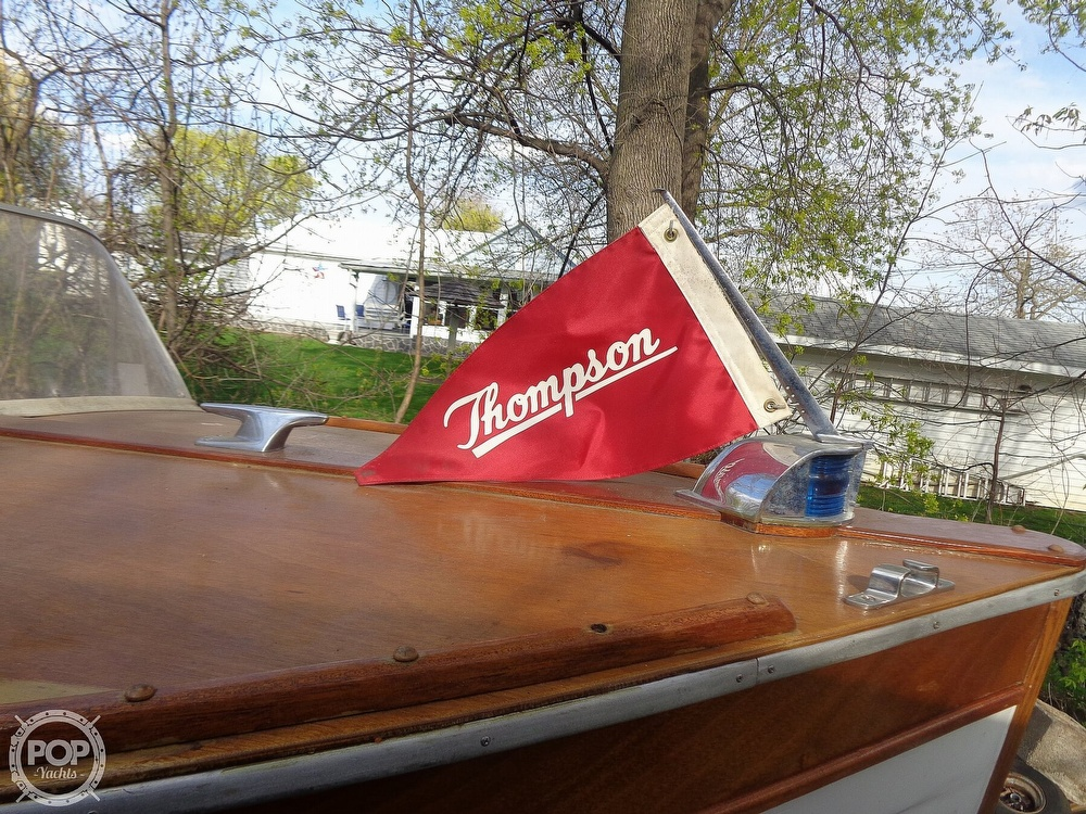 1958 Thompson boat for sale, model of the boat is 145 & Image # 18 of 34