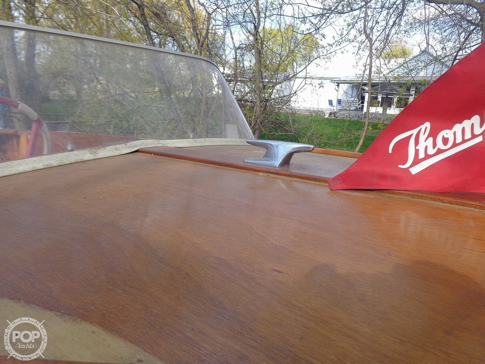 1958 Thompson boat for sale, model of the boat is 145 & Image # 19 of 34