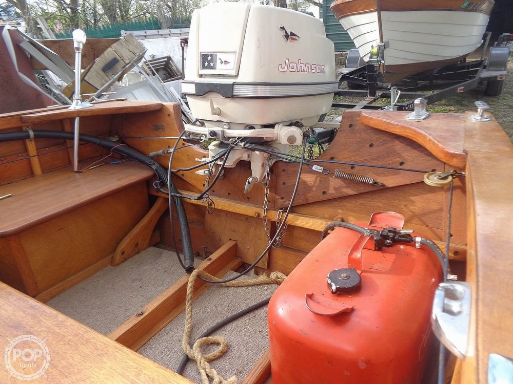 1958 Thompson boat for sale, model of the boat is 145 & Image # 30 of 34