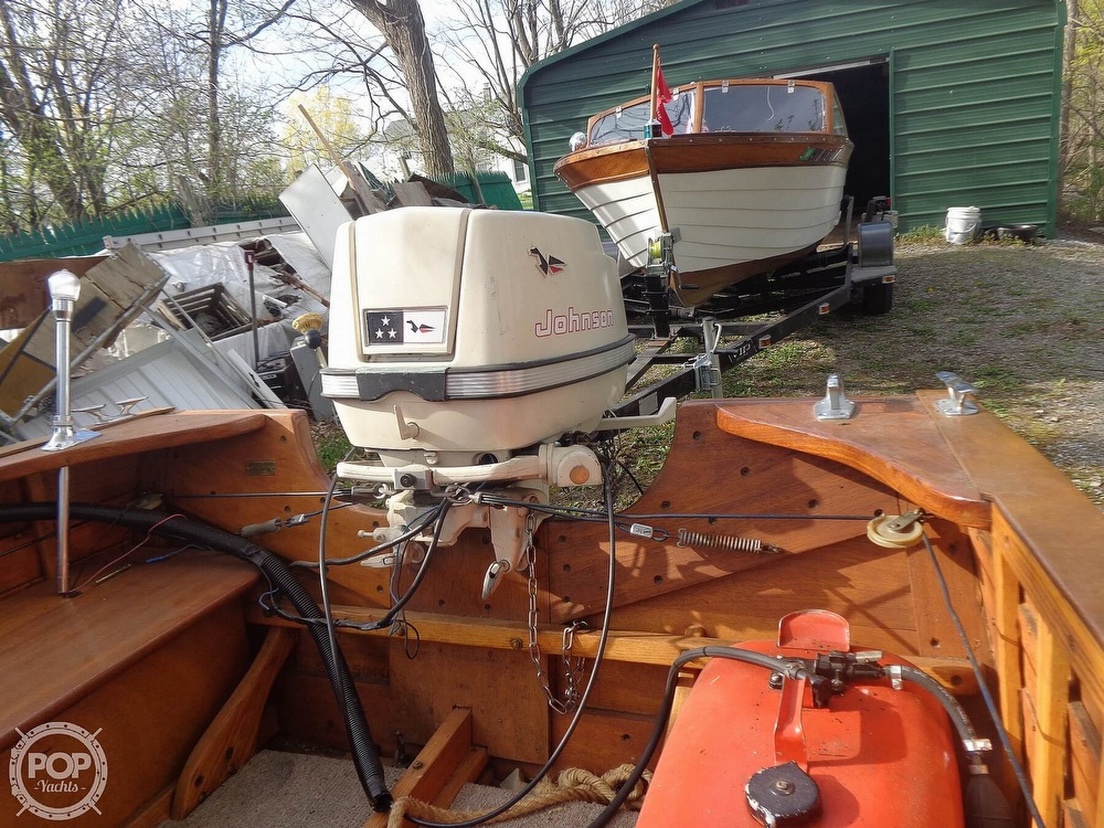 1958 Thompson boat for sale, model of the boat is 145 & Image # 31 of 34