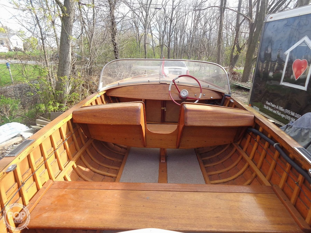 1958 Thompson boat for sale, model of the boat is 145 & Image # 32 of 34
