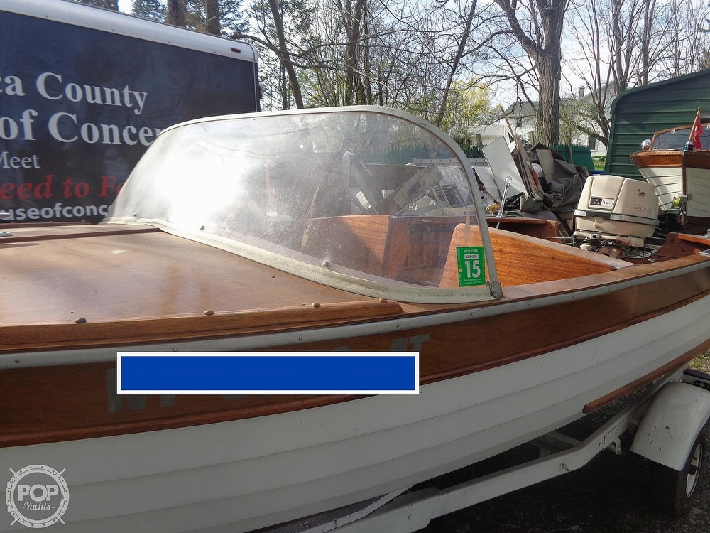 1958 Thompson boat for sale, model of the boat is 145 & Image # 3 of 34