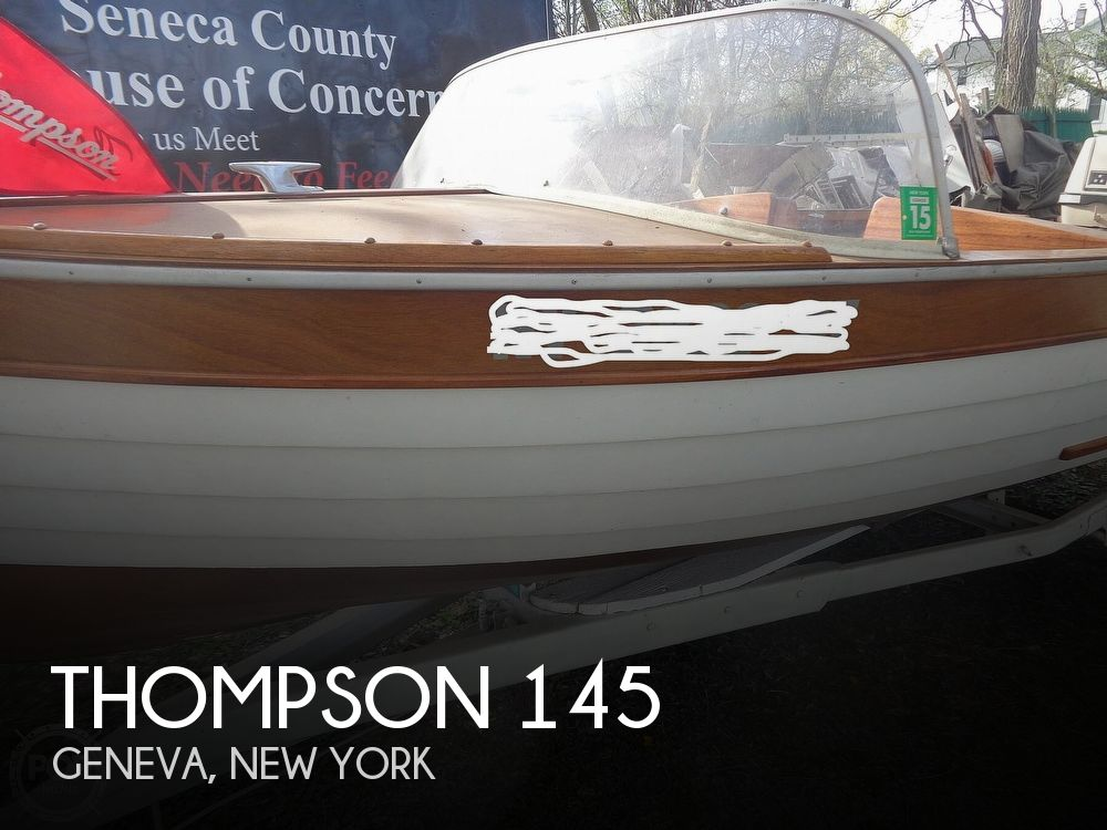 1958 THOMPSON 145 for sale