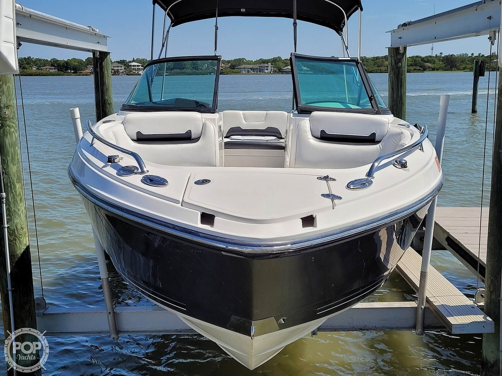 2017 Monterey boat for sale, model of the boat is 264 FS & Image # 13 of 40
