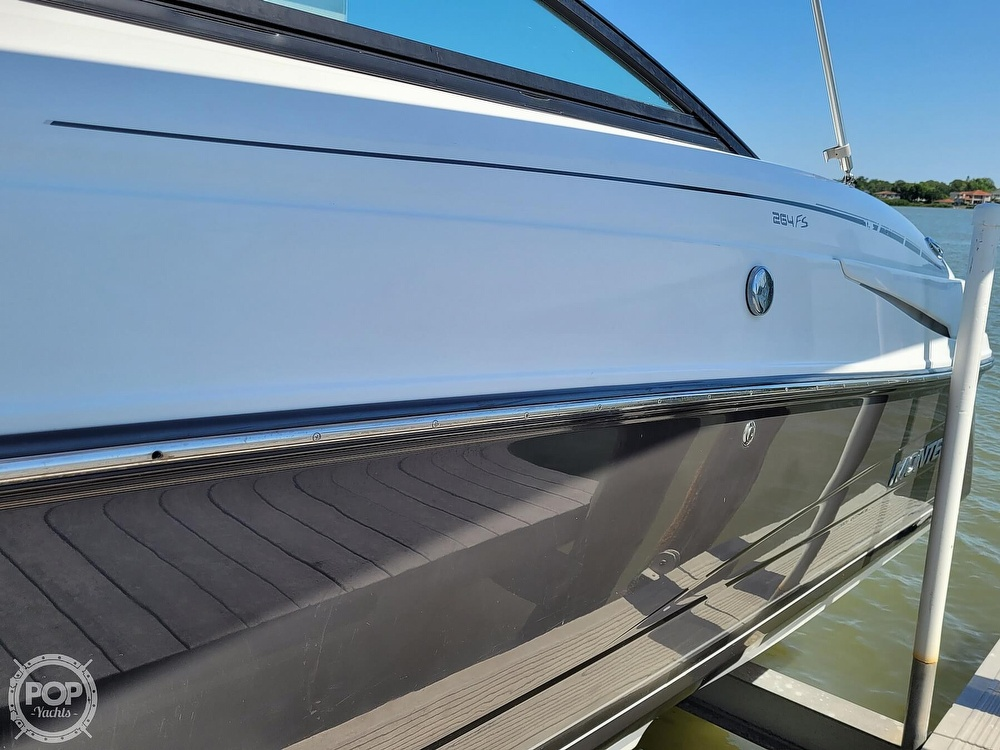2017 Monterey boat for sale, model of the boat is 264 FS & Image # 22 of 40