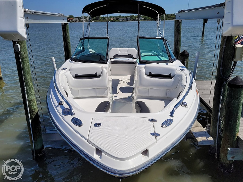 2017 Monterey boat for sale, model of the boat is 264 FS & Image # 30 of 40