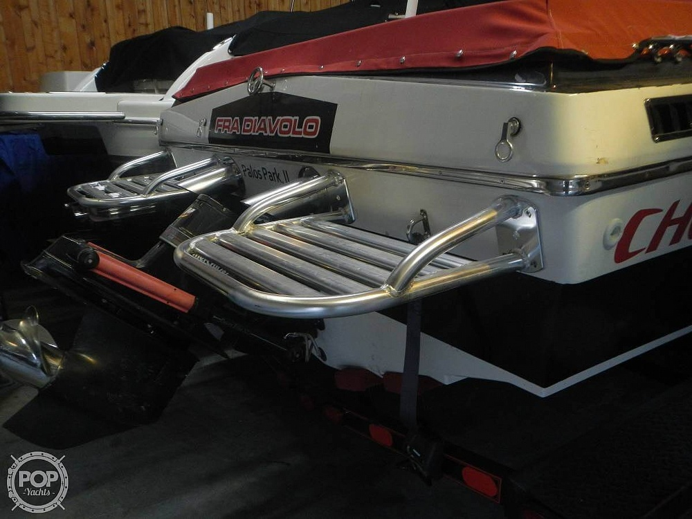 1988 Checkmate boat for sale, model of the boat is 241 GTX Enforcer & Image # 4 of 7