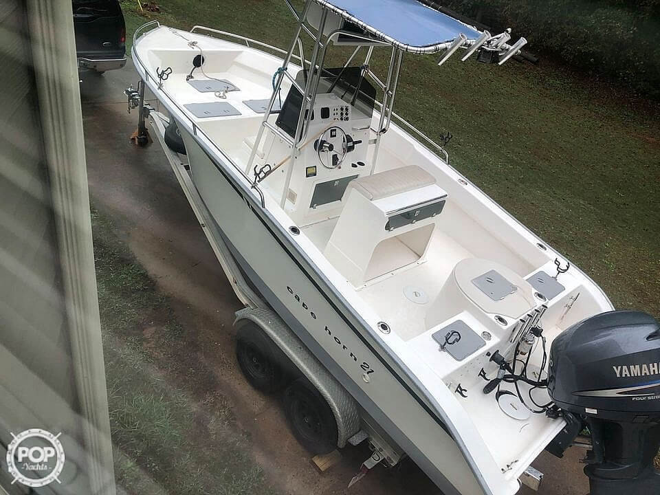 2000 Cape Horn boat for sale, model of the boat is 219 & Image # 4 of 40