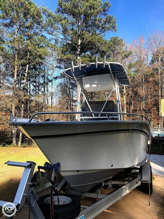 2000 Cape Horn boat for sale, model of the boat is 219 & Image # 5 of 40