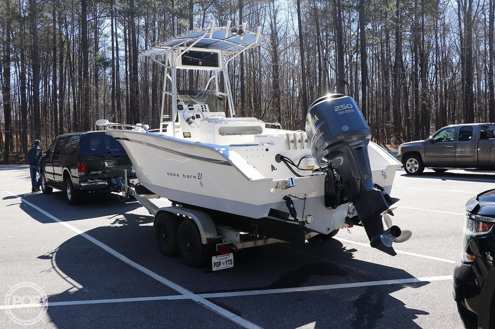 2000 Cape Horn boat for sale, model of the boat is 219 & Image # 9 of 40