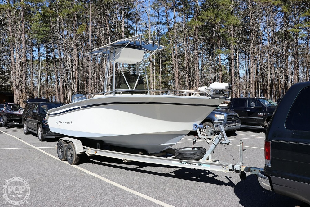 2000 Cape Horn boat for sale, model of the boat is 219 & Image # 24 of 40