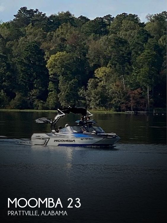 Used Boats For Sale in Montgomery, Alabama by owner   2018 Moomba 20