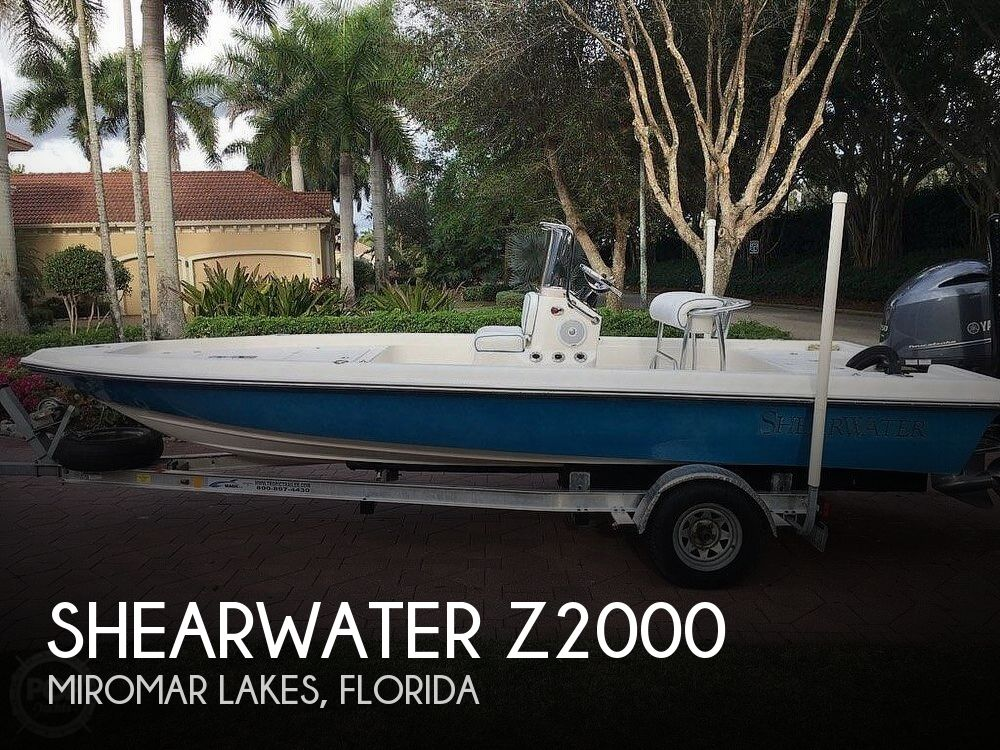 Used Shearwater Boats For Sale by owner | 2007 Shearwater Z2000