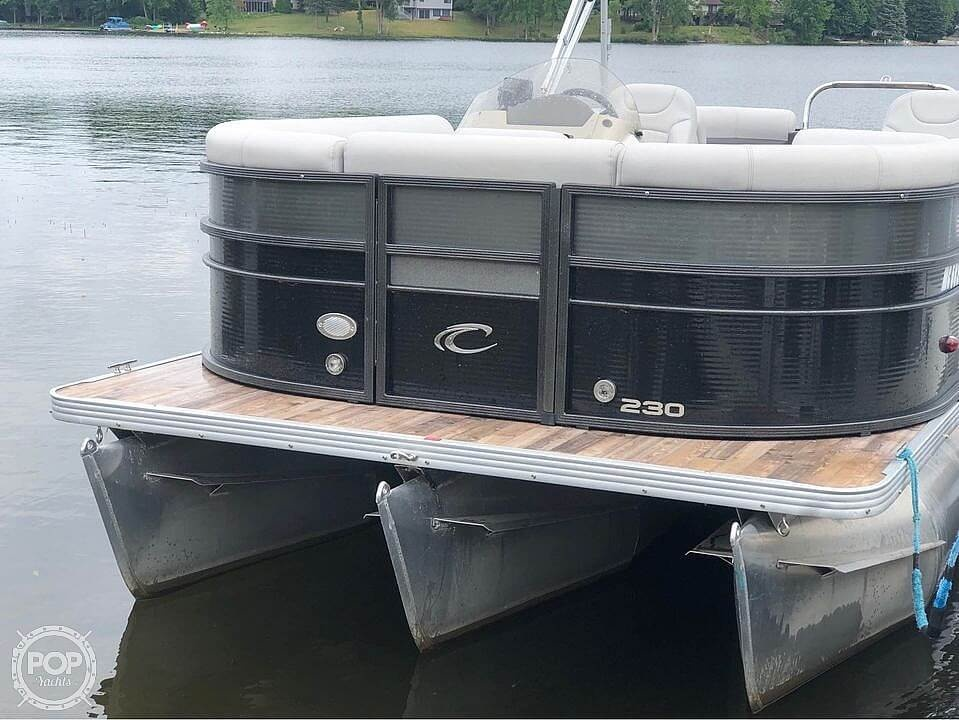 2017 Crest boat for sale, model of the boat is 230 slc & Image # 12 of 16