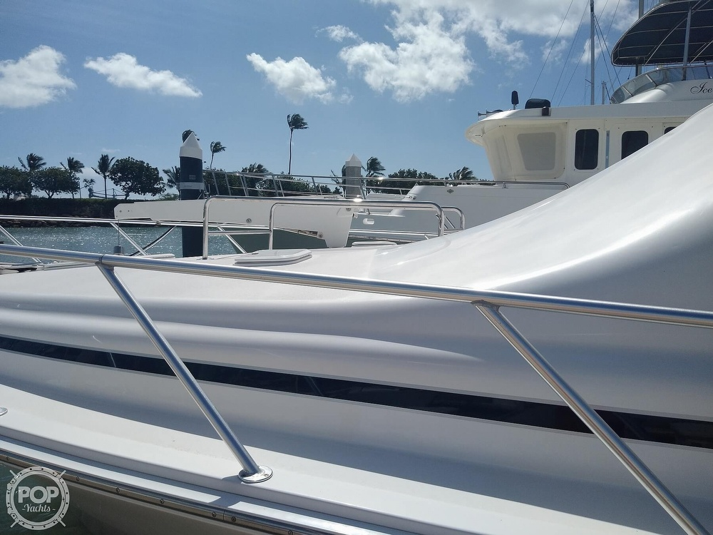 2005 Bertram boat for sale, model of the boat is 510 & Image # 24 of 40