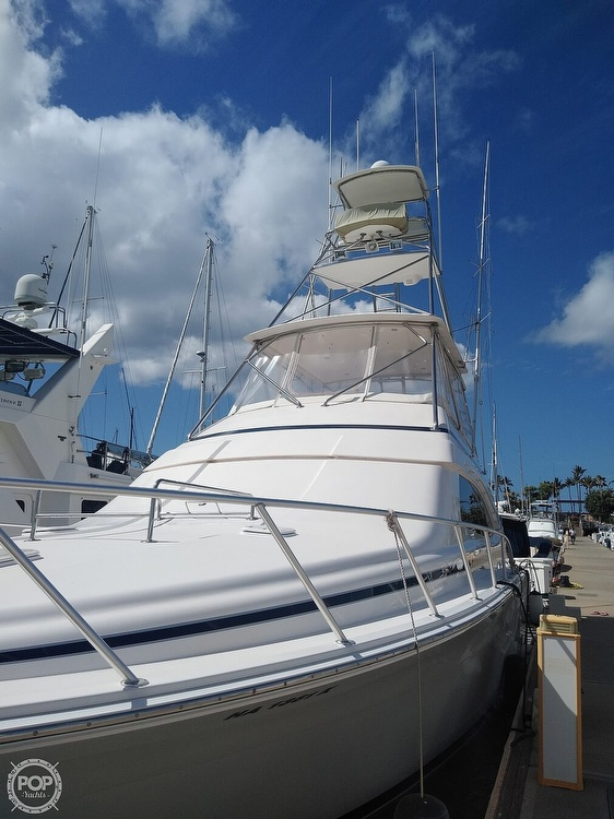 2005 Bertram boat for sale, model of the boat is 510 & Image # 11 of 40