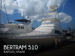 2005 Bertram 510
