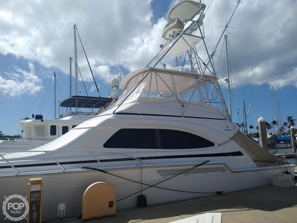 2005 Bertram boat for sale, model of the boat is 510 & Image # 15 of 40