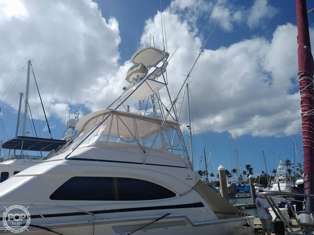 2005 Bertram boat for sale, model of the boat is 510 & Image # 22 of 40
