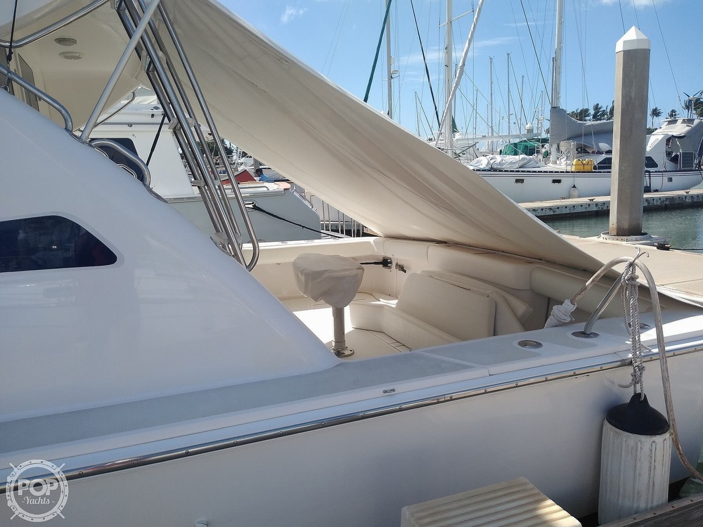 2005 Bertram boat for sale, model of the boat is 510 & Image # 26 of 40