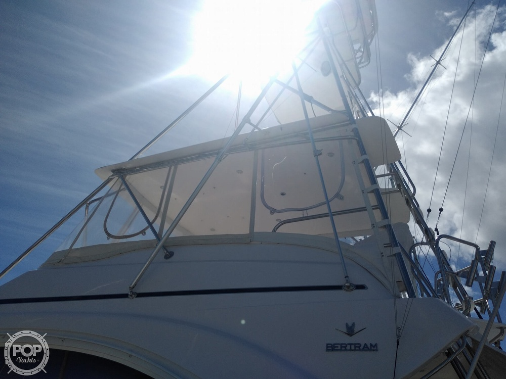 2005 Bertram boat for sale, model of the boat is 510 & Image # 12 of 40