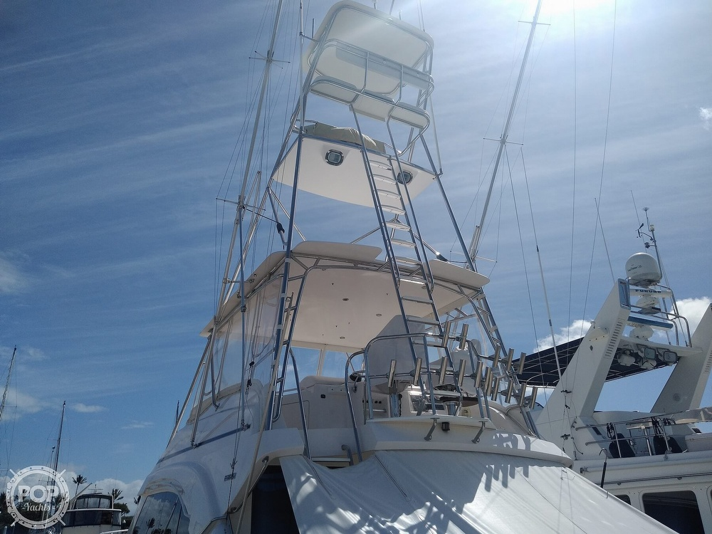 2005 Bertram boat for sale, model of the boat is 510 & Image # 2 of 40