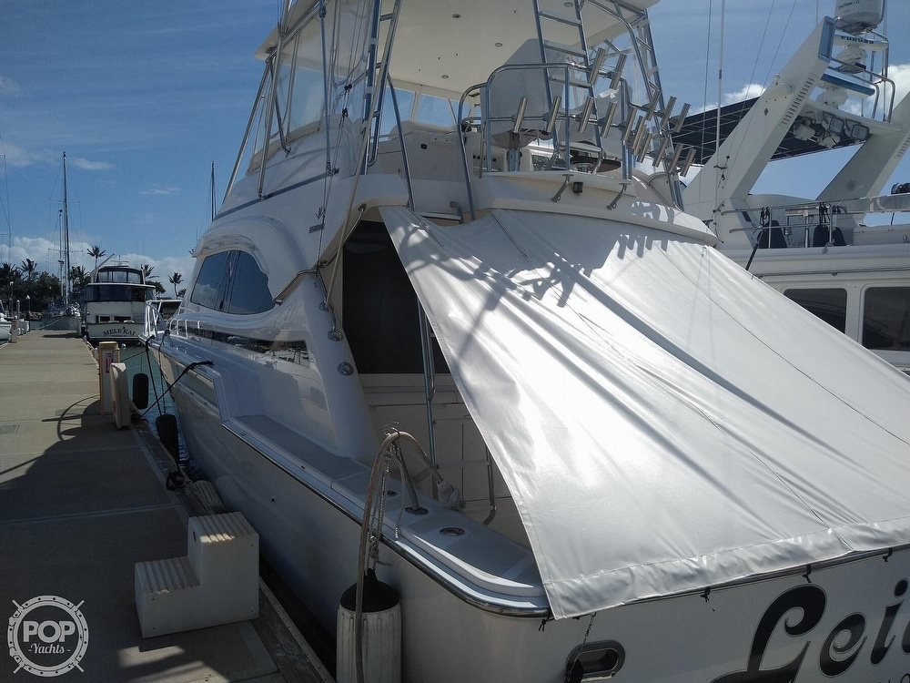 2005 Bertram boat for sale, model of the boat is 510 & Image # 14 of 40