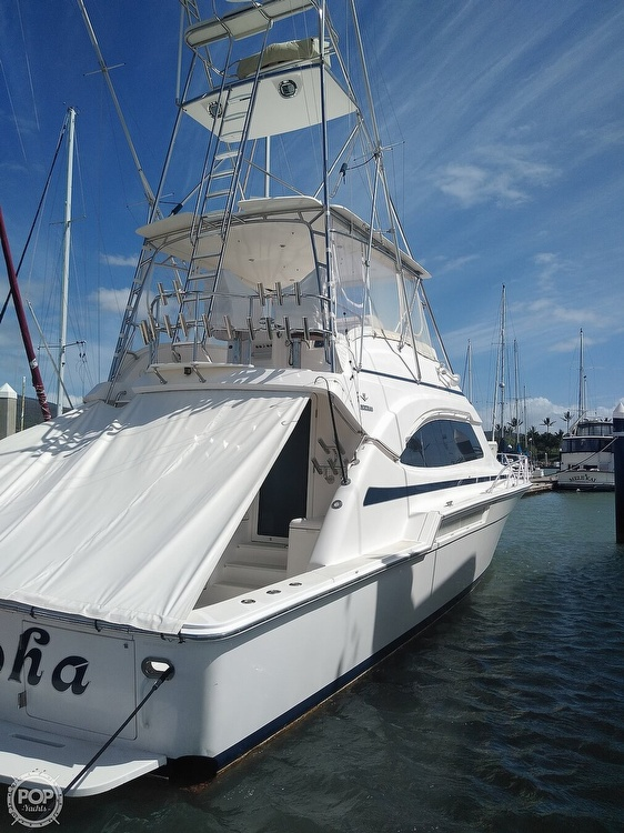 2005 Bertram boat for sale, model of the boat is 510 & Image # 20 of 40