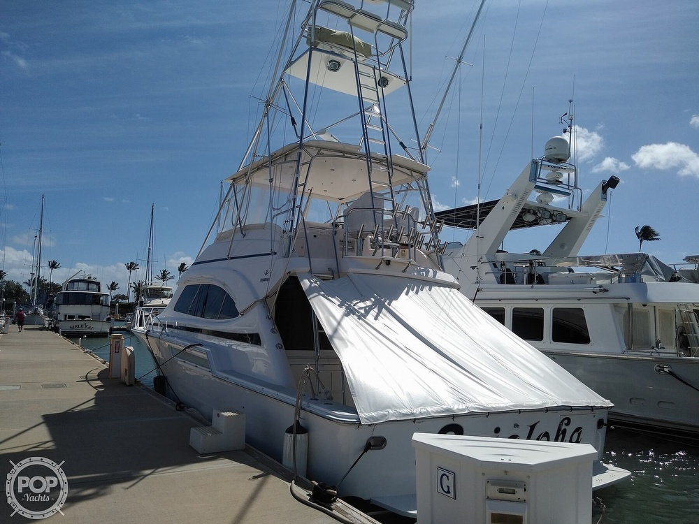 2005 Bertram boat for sale, model of the boat is 510 & Image # 13 of 40