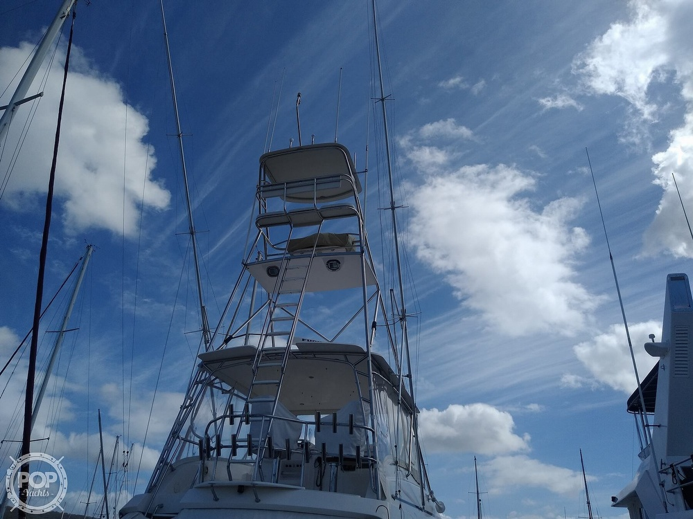 2005 Bertram boat for sale, model of the boat is 510 & Image # 28 of 40