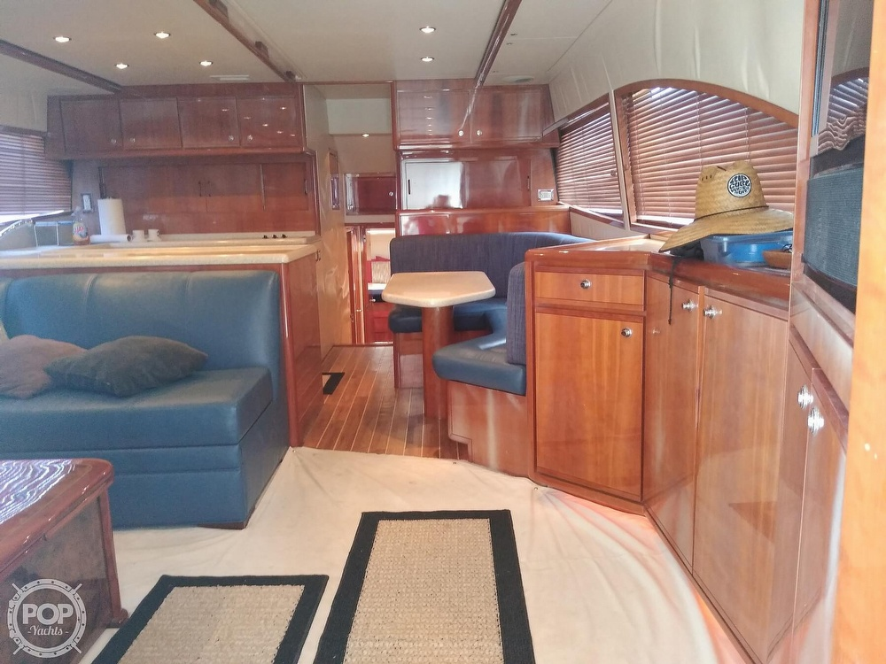 2005 Bertram boat for sale, model of the boat is 510 & Image # 30 of 40