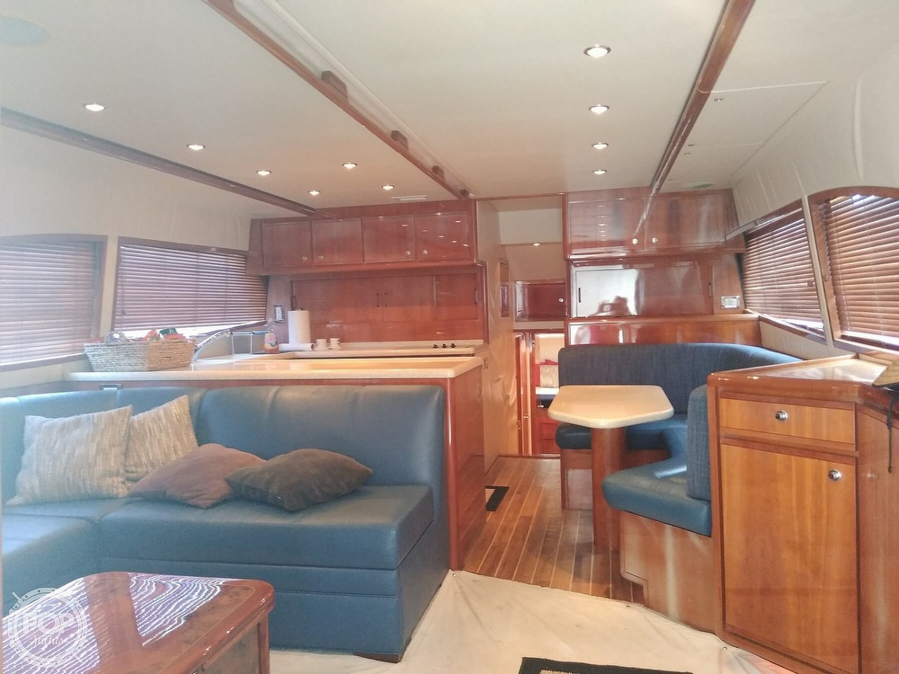 2005 Bertram boat for sale, model of the boat is 510 & Image # 3 of 40