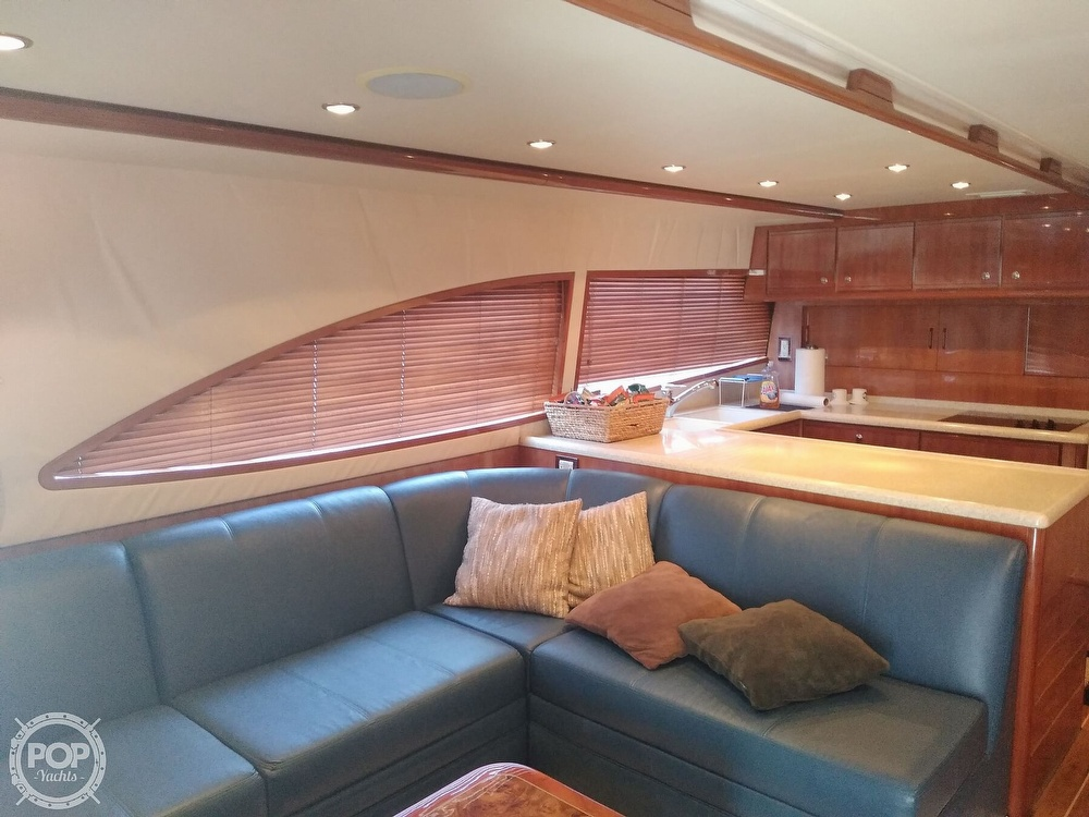 2005 Bertram boat for sale, model of the boat is 510 & Image # 32 of 40