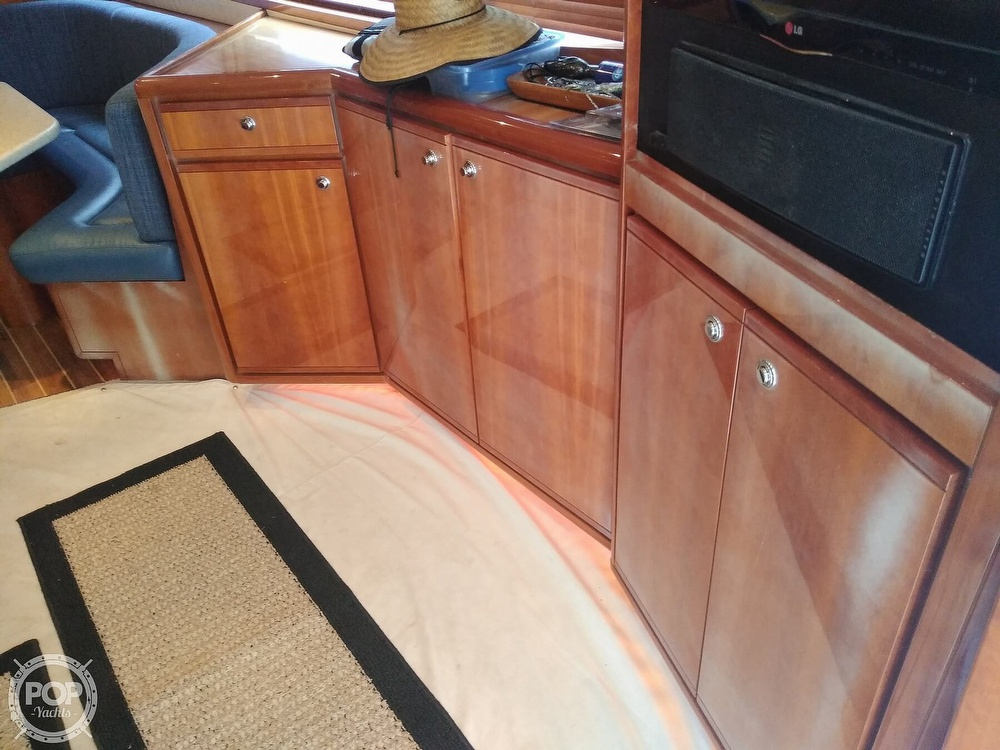 2005 Bertram boat for sale, model of the boat is 510 & Image # 35 of 40