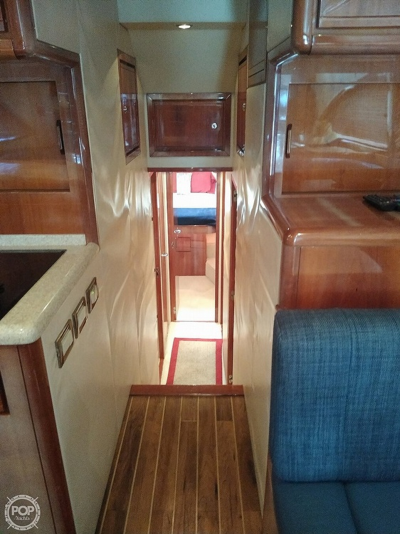 2005 Bertram boat for sale, model of the boat is 510 & Image # 18 of 40