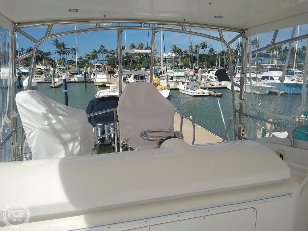 2005 Bertram boat for sale, model of the boat is 510 & Image # 9 of 40