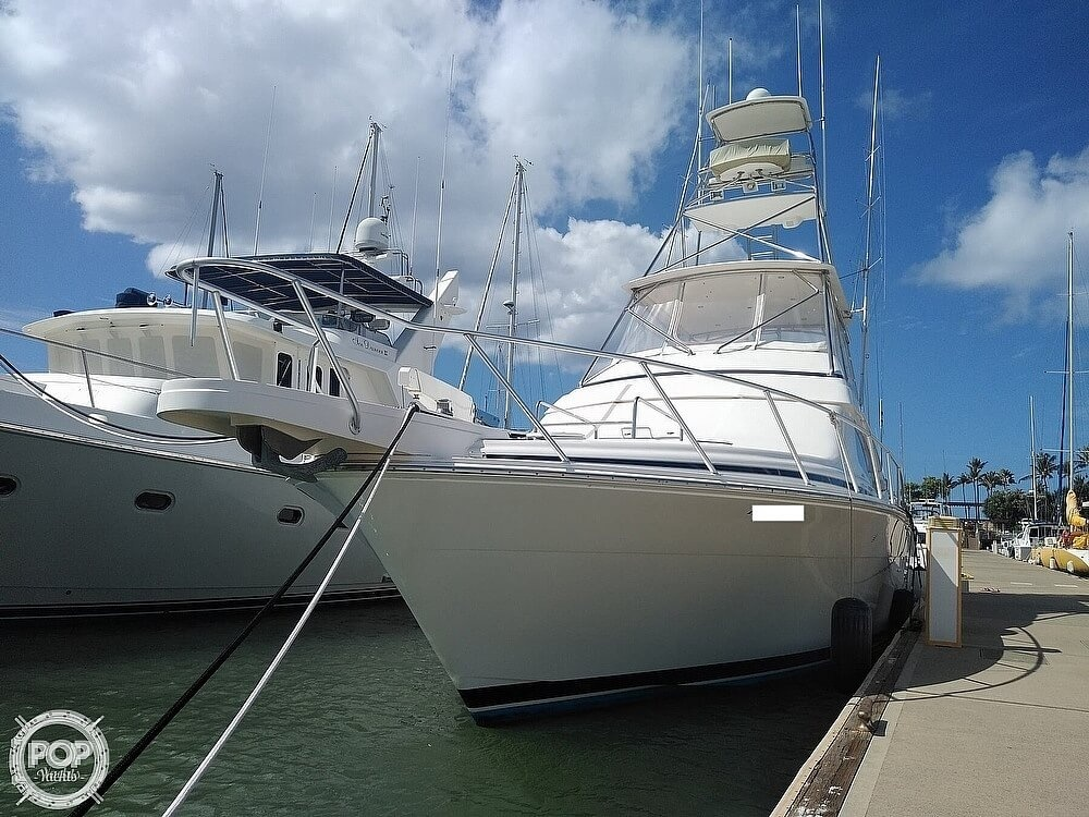 2005 Bertram boat for sale, model of the boat is 510 & Image # 23 of 40