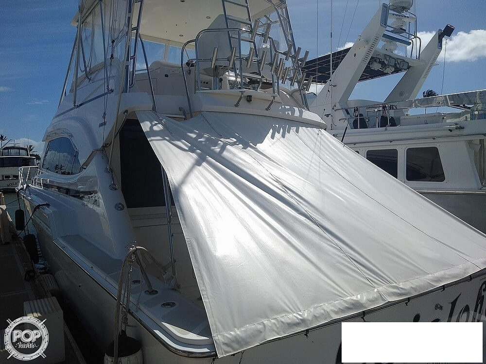 2005 Bertram boat for sale, model of the boat is 510 & Image # 27 of 40