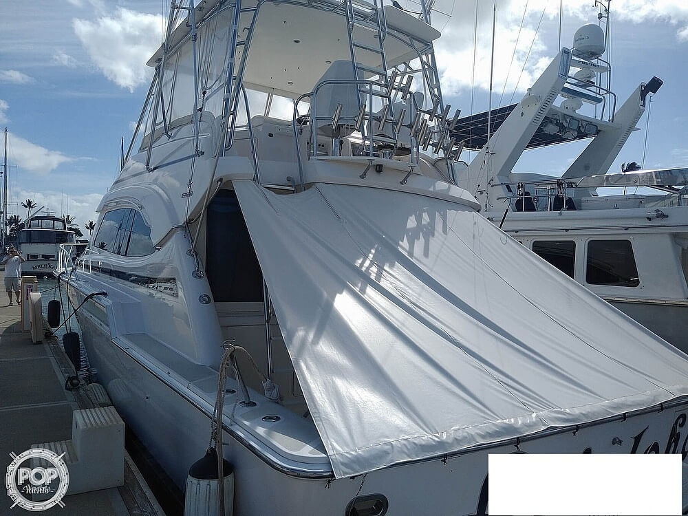 2005 Bertram boat for sale, model of the boat is 510 & Image # 29 of 40