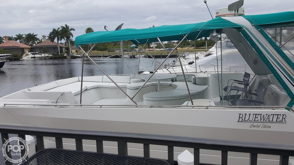 1996 Blue Water boat for sale, model of the boat is 54 LEX & Image # 12 of 40