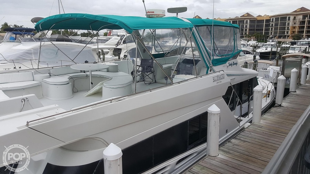 1996 Blue Water boat for sale, model of the boat is 54 LEX & Image # 11 of 40