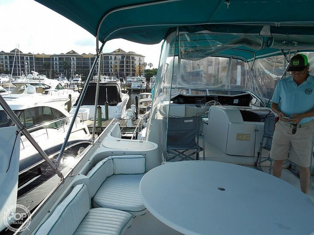 1996 Blue Water boat for sale, model of the boat is 54 LEX & Image # 13 of 40