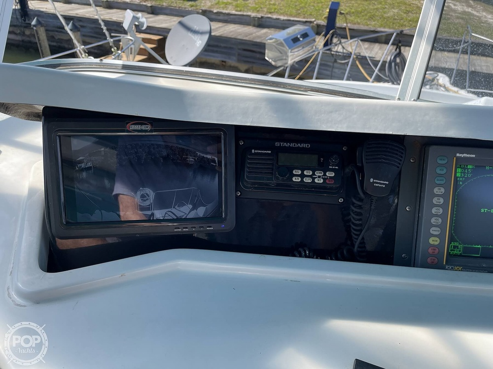 1996 Blue Water boat for sale, model of the boat is 54 LEX & Image # 26 of 40