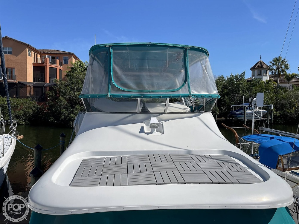 1996 Blue Water boat for sale, model of the boat is 54 LEX & Image # 16 of 40