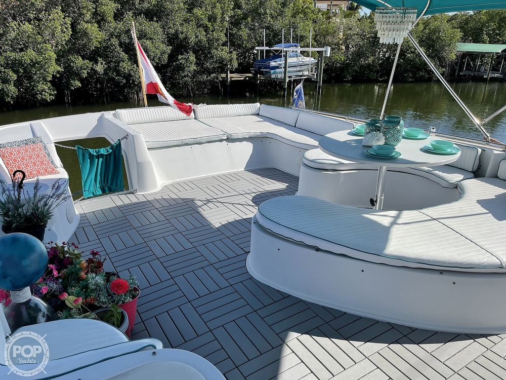 1996 Blue Water boat for sale, model of the boat is 54 LEX & Image # 5 of 40