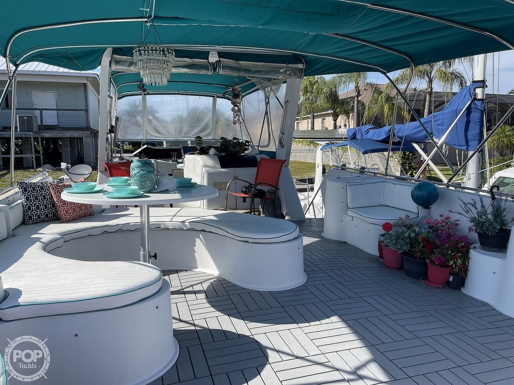1996 Blue Water boat for sale, model of the boat is 54 LEX & Image # 7 of 40