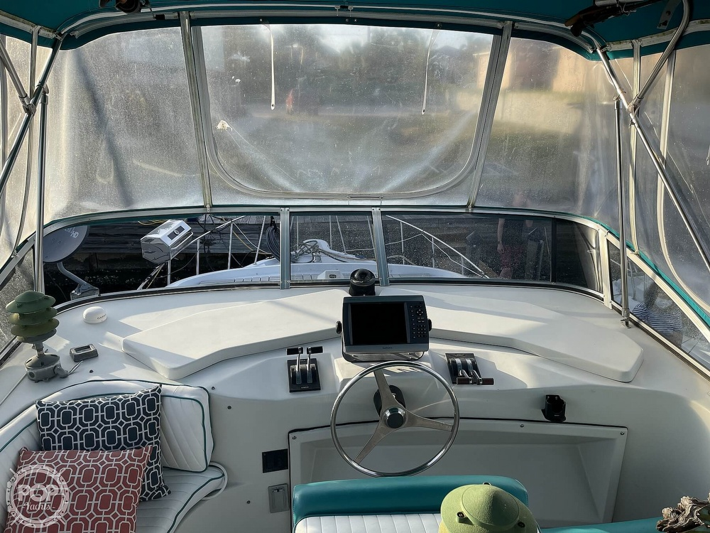1996 Blue Water boat for sale, model of the boat is 54 LEX & Image # 15 of 40