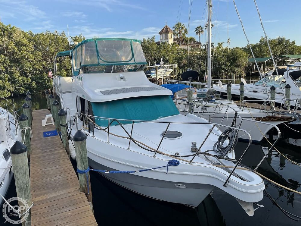 1996 Blue Water boat for sale, model of the boat is 54 LEX & Image # 17 of 40