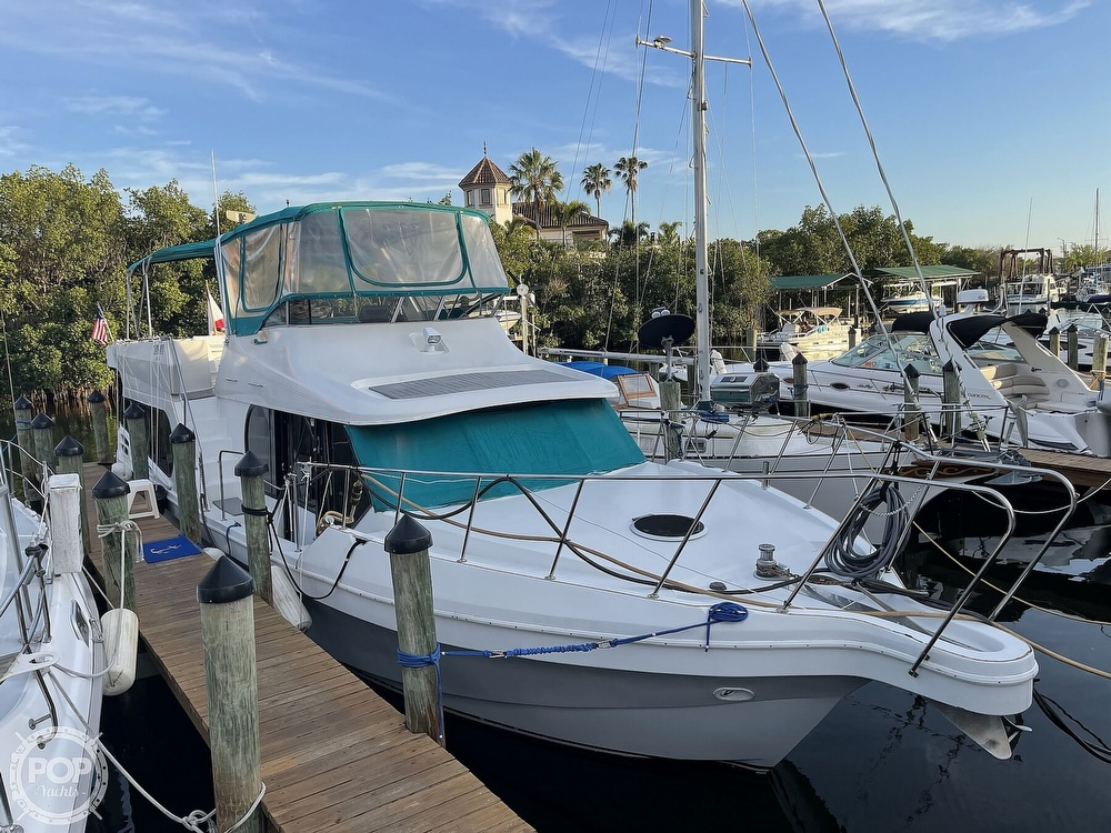 1996 Blue Water boat for sale, model of the boat is 54 LEX & Image # 18 of 40