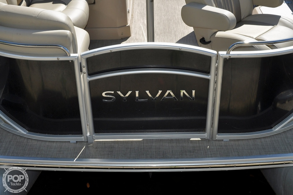 2016 Sylvan boat for sale, model of the boat is Mandalay 8523 Sportlounger & Image # 8 of 40
